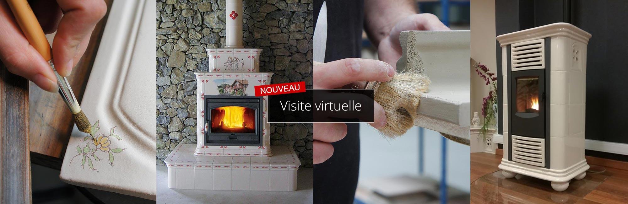 Poele En Faience Alsacien poêles et cheminées en céramique et faïence - atelier